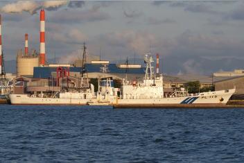 伏木海上保安部 巡視船のと