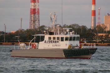 能登海上保安署 巡視艇おぎかぜ