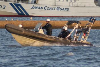 海上保安庁 ボート