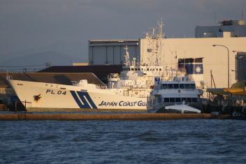 新潟海上保安部 巡視船やひこ