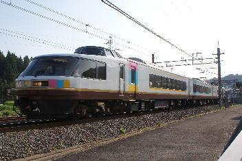 松代 松代駅にて