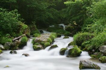 一ノ戸川②