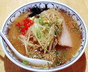 きんしゃい亭駅前店 野菜味噌ラーメン