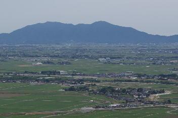 護摩堂山 展望
