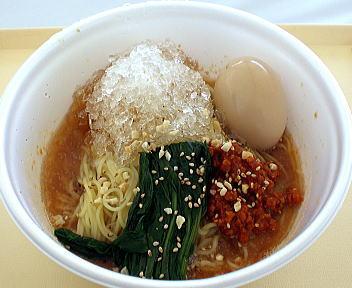 涼麺フェア 氷麺(胡麻辛味)