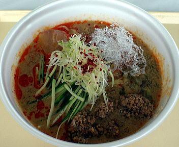 涼麺フェア 冷し担々麺