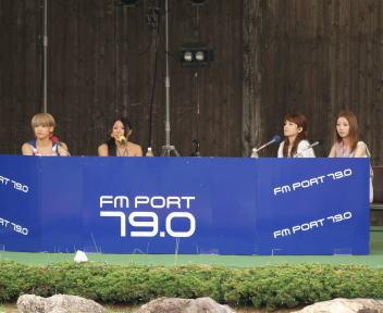 FM Port 「メロン記念日のぎゅっ!!とナイト」公開録音