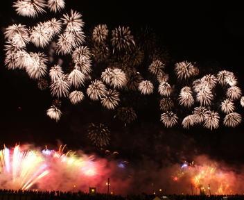 第82回全国花火競技大会 大会提供花火3