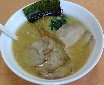 松澤 炭焼きチャーシューメン