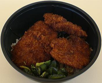 新潟お肉王国 越後もち豚カツ丼