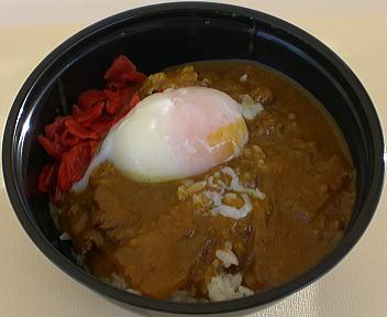 新潟お肉王国 村上牛カレー丼