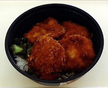 新潟お肉王国 鶏カツ丼