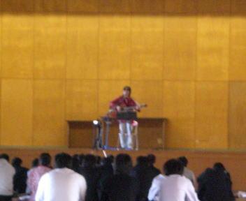文化祭 2008 伊藤敏博コンサート