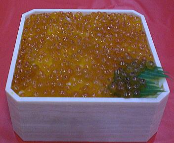 こだわり 食の彩典 海鮮わがまま弁当(いくら)