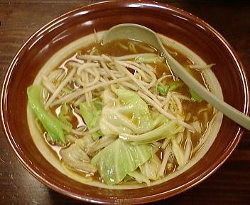 東横寺尾店 野菜みそラーメン