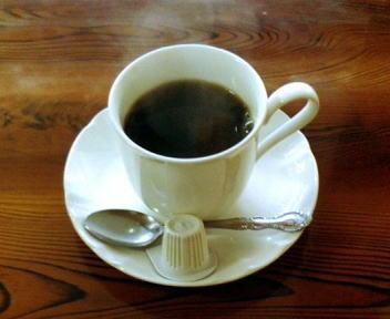 かりん ラーメン(コーヒー)