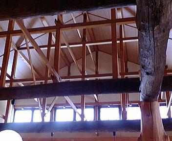 ゆぽぽ 天井