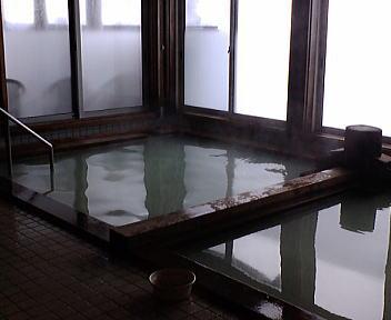 アルパこまくさ 内風呂