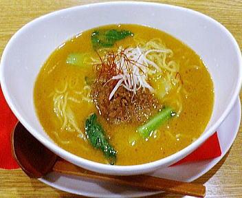 COCO'S鶴岡店 COCO'Sの担々麺
