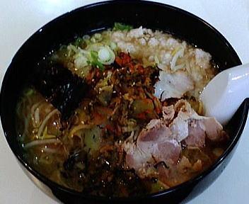 プレコ こってりたかな(醤油・細麺)