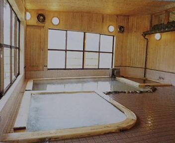 宝珠温泉 あかまつ荘 浴室