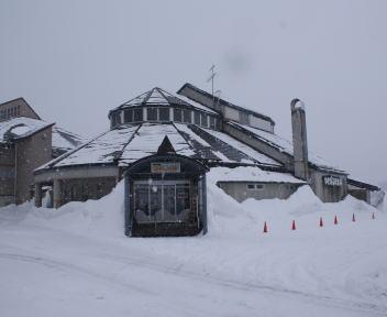 雪だるま温泉