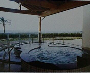 きんぱちの湯 露天風呂