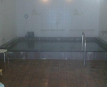鬼無里の湯 浴室