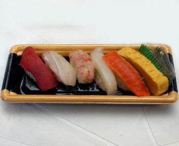 食の陣 親父の握る生寿司