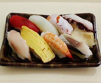 食の陣 にぎり寿司