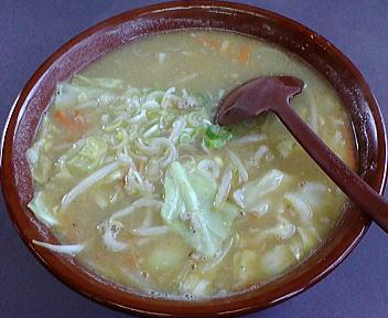 麺しょう 野菜みそラーメン