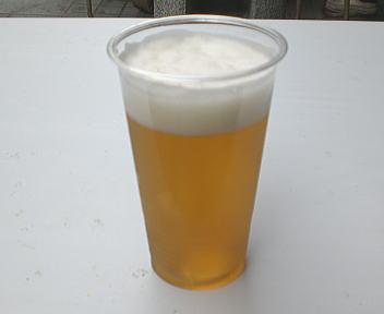 古町どんどん 胎内高原ビール ピルスナー