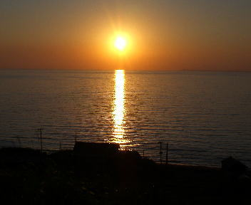 夕日 20090601