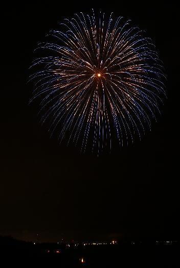 大潟かっぱ祭り 花火大会