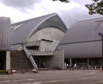 第18回東日本車椅子バスケットボール選手権大会 長岡市市民体育館