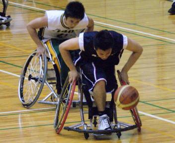 第18回東日本車椅子バスケットボール選手権大会 試合