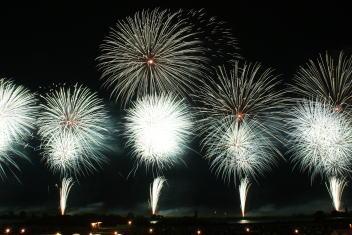 2009酒田花火ショー 第5部