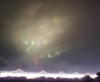 長岡まつり大花火大会 ナイアガラ+正三尺玉