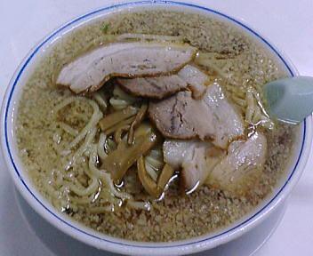 安福亭 老麺(大盛)