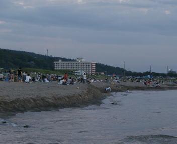 寺泊港まつり海上花火大会