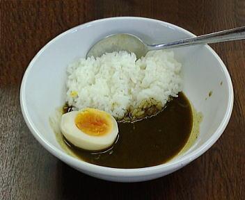 東横 ミニカレー丼