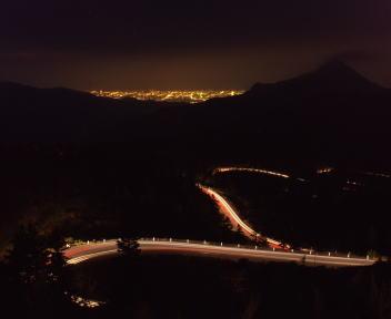 志賀高原 横手山サンセットポイント