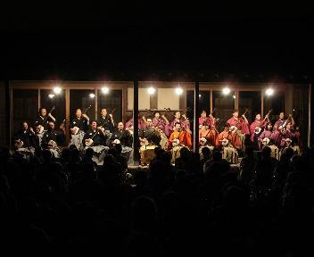 福島潟自然文化祭 宵の潟コンサート