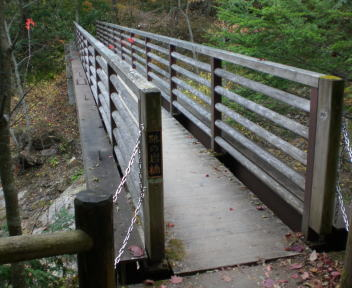 加仁湯 砥の岩橋