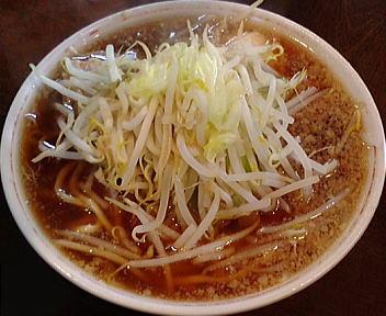 ラーメン二郎武蔵小杉店 豚入