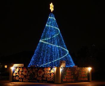 聖籠 クリスマスイルミネーション