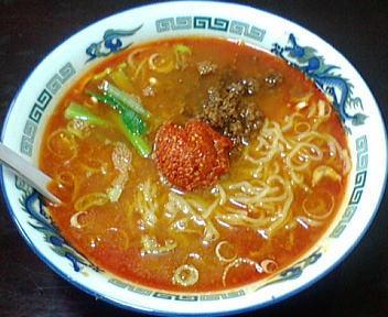 古稀櫻 四川担々麺