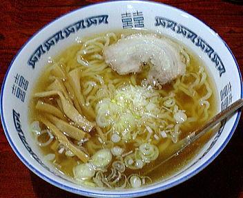 じじ&ばば ラーメン(太麺)