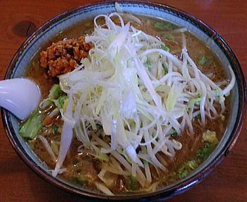 岡村家 焼味噌麺(赤)
