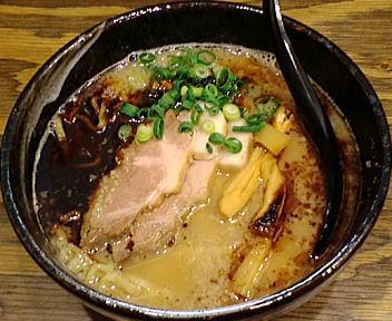大輝 豚骨スープ(醤油)